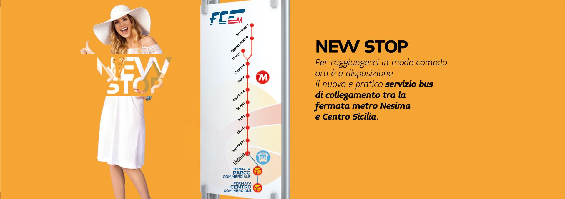 """BUS """"FCE"""" – Centro Sicilia"""