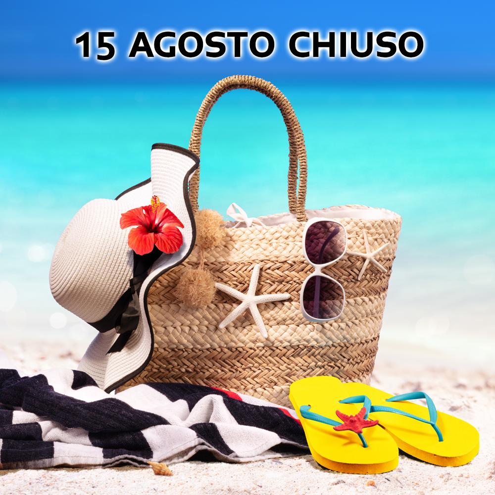 15 AGOSTO CHIUSO - Centro Sicilia